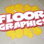what are floor graphics, using floor graphics