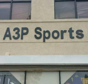 LargeFormat A3P-sports