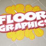 what are floor graphics, using floor graphics