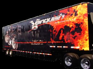 Vanquish trailer